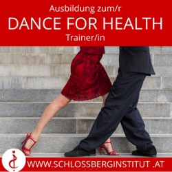 Ausbildung zur Dance for Health Trainer/in