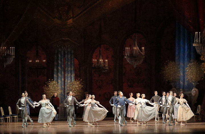 Onegin Ensemble