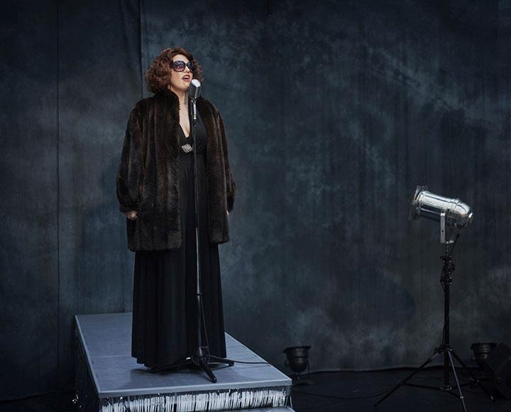 Tamara Stern Als Ich Zarah Im Off Theater Wien