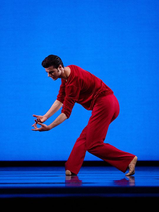 """Wiener Staatsballett: """"A Suite of Dances"""""""