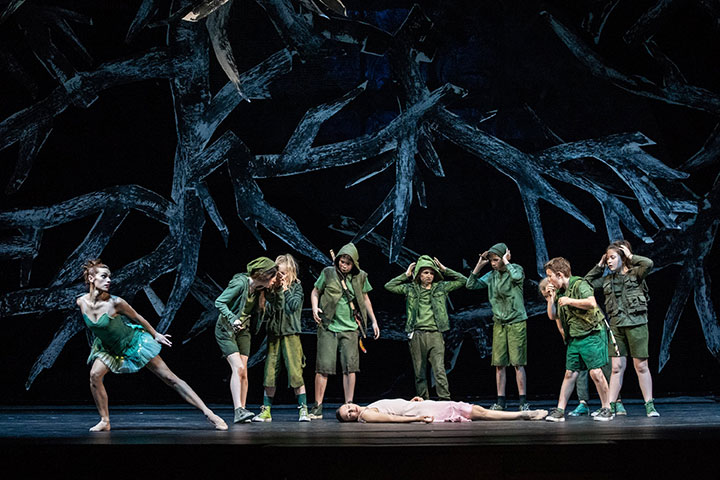 Saisonvorschau: Tanz an Österreichs Theatern 2019/20